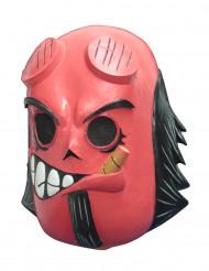 Masque diable rouge - Dia de los muertos adulte Calaveritas™