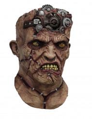 Masque intégral animé Frankenstein mécanique adulte