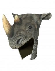 Casque rhinoceros adulte
