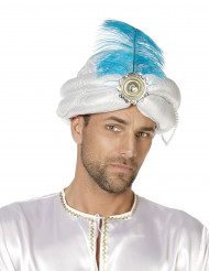 Coiffe turban sultan adulte
