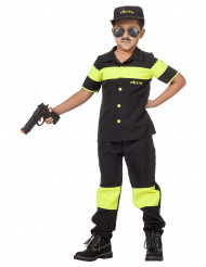 Déguisement policier néerlandais garçon