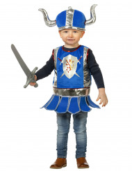 Déguisement petit chevalier bleu bébé