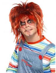 Kit maquillage poupée terrifiante adulte Halloween