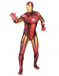 Déguisement Morphsuits™ Zapper Iron Man adulte