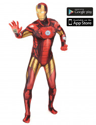 Déguisement Iron Man™ zapper adulte Morphsuits™