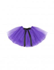 Tutu violet fille