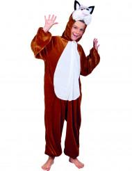 Déguisement petit renard enfant