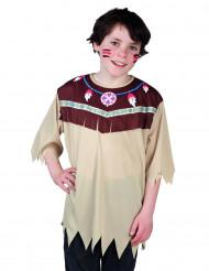 T-shirt indien garçon