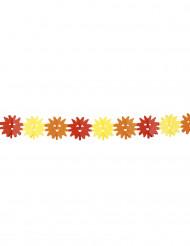 Guirlande trio de couleur soleil 4 m