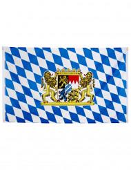 Bannière drapeau Bavarois 90 x 150 cm