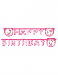 1 Guirlande Happy Birthday Hello Kitty™ 2 m