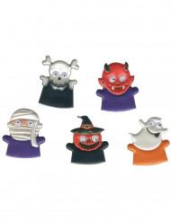 Marionnettes de doigts petits monstres