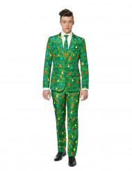Costume Mr. Sapin vert homme Suitmeister™ Noël