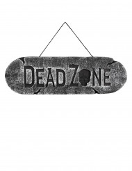 Décoration Dead Zone 15 x 45 cm Halloween