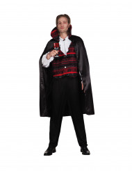 Déguisement empereur vampire homme Halloween