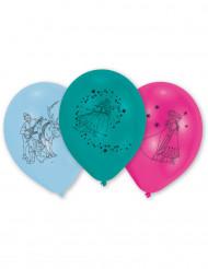 10 Ballons latex La Reine des Neiges™