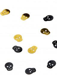Confettis tête de mort Pirate