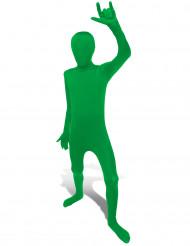Déguisement combinaison verte enfant Morphsuits™