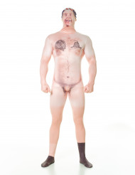Déguisement Morphsuits™ Billy Homme Nu Censuré adulte
