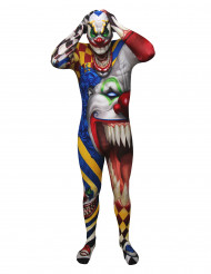 Déguisement clown effrayant adulte Morphsuits™ Halloween