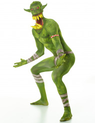 Déguisement Orc vert adulte Morphsuits™ Halloween