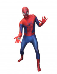 Déguisement Morphsuits™ Spiderman Digital adulte