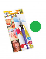 Feutre à maquillage vert