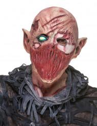 Masque latex démon hurleur adulte