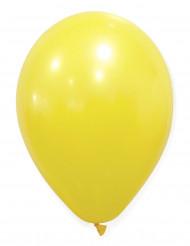 50 Ballons jaunes