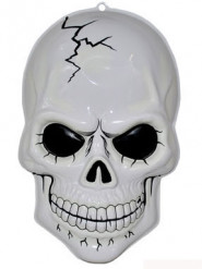 Décoration à suspendre squelette phosphorescent 56 cm Halloween