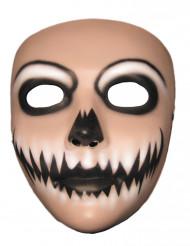 Masque joker sourire d'enfer adulte Halloween