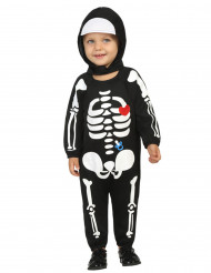 Déguisement bébé squelette garçon Halloween