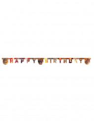Guirlande articulée Happy birthday Avengers Civil War™