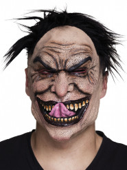 Masque latex psychopate adulte