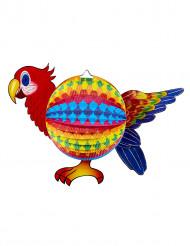 Lampion perroquet 45 cm