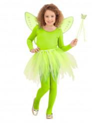 Kit princesse des fées vert enfant
