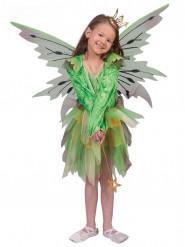 Déguisement elfe de la forêt fille
