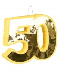 Pinata jaune 50 ans