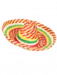 Sombrero Mexicain tutti frutti adulte