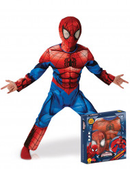 Déguisement luxe Ultimate Spider-Man™ enfant coffret