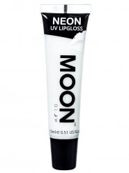 Rouge à lèvres blanc UV senteur vanille 15 ml Moonglow ©