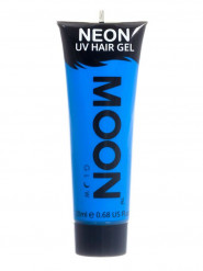 Gel cheveux bleu fluo UV 20 ml Moonglow ©