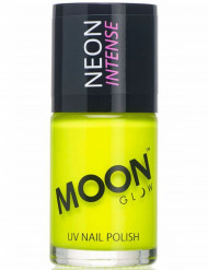 Vernis à ongles jaune UV 15 ml Moonglow ©