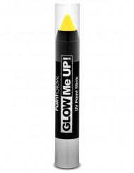 Crayon maquillage jaune fluo UV 3 g
