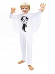 Déguisement fantôme hurlant enfant Halloween