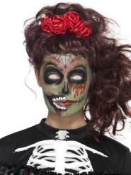 Kit maquillage zombie femme Dia de los muertos