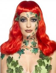 Maquillage latex liquide vert avec éponge 59 ml