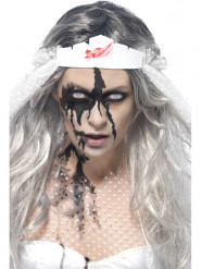 Faux sang zombie noir 29.5 ml Halloween
