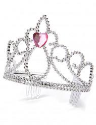 Diadème princesse cœur