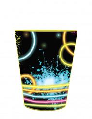 Gobelet en plastique Glow Party